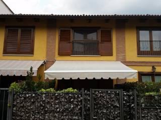 Foto - Villetta a schiera vicolo Monte Grappa 6, Condove