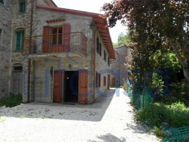 foto  Casa indipendente 66 mq, ottimo stato, Caprese Michelangelo
