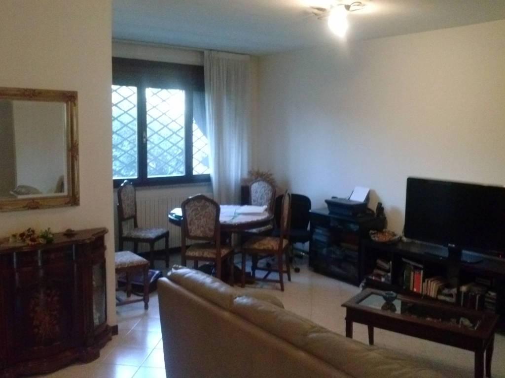 foto Soggiorno Villa a schiera 4 locali, buono stato, San Fiorano