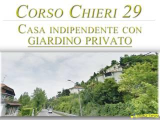 Foto - Casa indipendente corso Chieri 29, Madonna del Pilone, Torino