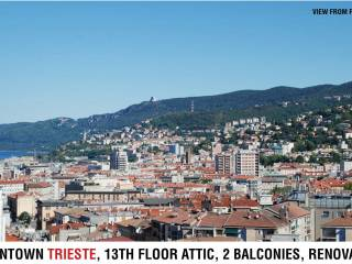 Foto - Quadrilocale via dei Falchi 2, Barriera Vecchia, Trieste