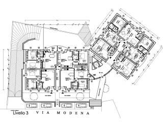 Foto - Palazzo / Stabile tre piani, nuovo, Vergato