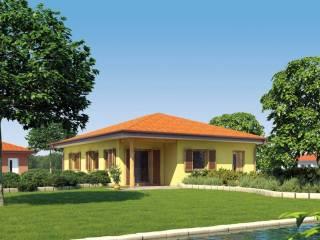 Foto - Villa, nuova, 148 mq, Castelrosso, Chivasso