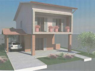 Foto - Appartamento nuovo, piano rialzato, Commendone, Grosseto
