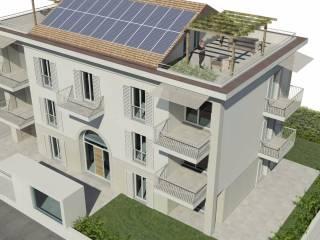 Foto - Appartamento nuovo, ultimo piano, Chieri