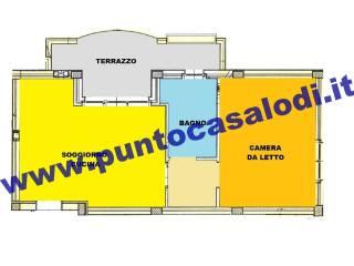 Foto - Bilocale nuovo, terzo piano, Borgo San Giovanni