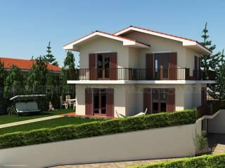 Foto - Villa, nuova, 225 mq, Pinerolo