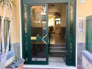 Foto - Trilocale via pecori giraldi guglielmo, 12, Romagnolo, Palermo