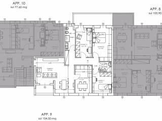 Foto - Appartamento nuovo, primo piano, Scandicci