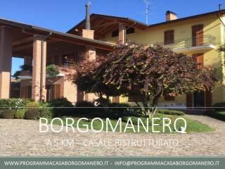 Foto - Villa via IV Novembre 15-a, Borgomanero