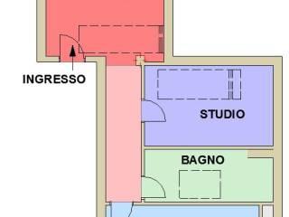 Foto - Trilocale nuovo, ultimo piano, Milano Due, Segrate