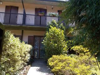Foto - Villetta a schiera via Filatoio 1, Beverate, Brivio