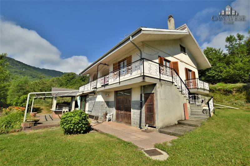 foto esterno Detached house 124 sq.m., good condition, Canischio