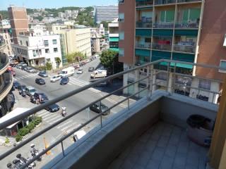 Foto - Trilocale buono stato, terzo piano, San Martino, Genova