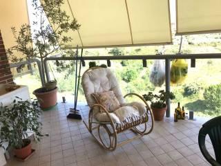 Foto - Trilocale nuovo, sesto piano, Case Rosse, Roma