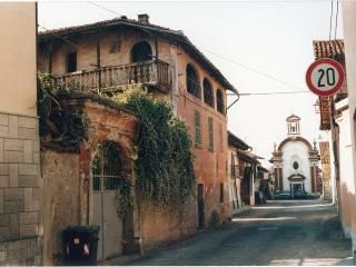 Foto - Palazzo / Stabile via Sant'Anna 3, Castelletto Stura