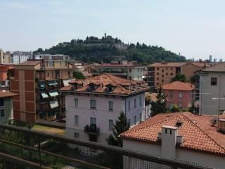 Foto - Trilocale buono stato, quinto piano, Via Crocifissa di Rosa, Brescia