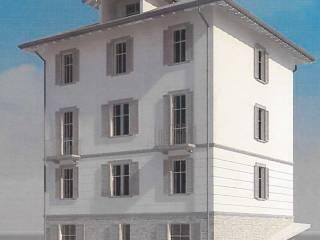Foto - Palazzo / Stabile quattro piani, da ristrutturare, Casbeno, Varese