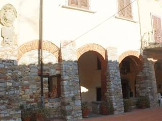 Foto - Villetta a schiera, buono stato, Civitella In Val Di Chiana
