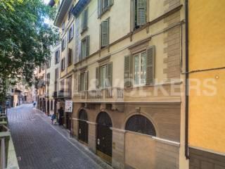 Foto - Trilocale ottimo stato, primo piano, Città Alta, Bergamo