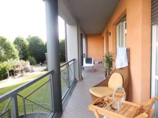 Foto - Trilocale buono stato, primo piano, Loreto, Bergamo