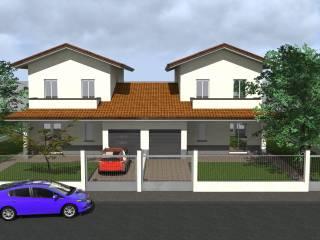 Foto - Villa, nuova, 189 mq, Giussano