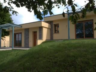 Foto - Villa via Pombione 37, Lomnago, Bodio Lomnago