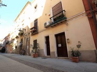 Foto - Bilocale ottimo stato, piano terra, Villanova, Cagliari