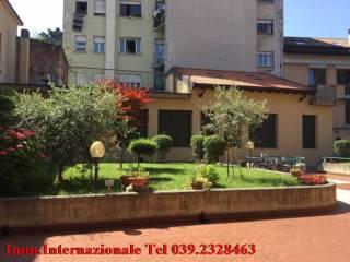 Foto - Loft / Open Space via Manfredo Camperio, Centro Storico, Monza