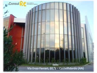 Foto - Villetta a schiera, nuova, Osimo