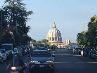 Foto - Attico / Mansarda buono stato, 75 mq, Aurelio, Roma