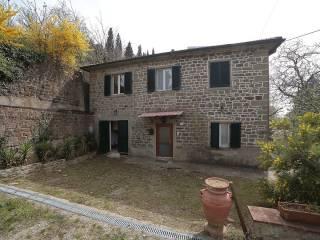 Foto - Casa indipendente via della Foce, Castiglion Fiorentino