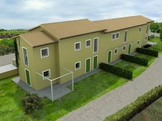 Foto - Villetta a schiera 5 locali, nuova, San Donato, Lucca