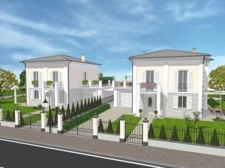 Foto - Villa via Carlo Martelli 2, Casalmaggiore