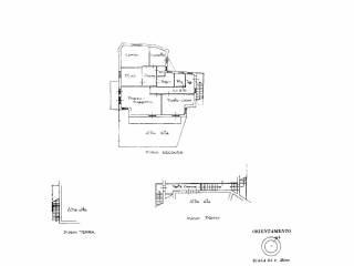 Foto - Appartamento da ristrutturare, secondo piano, Loreto Aprutino