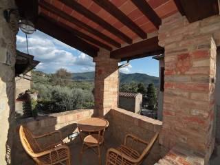 Foto - Casa indipendente via Madonna del Bagno 150, Castiglion Fiorentino