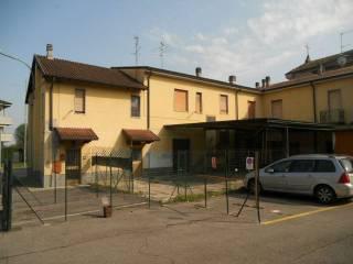 Foto - Palazzo / Stabile piazza via lodi, Mignete, Zelo Buon Persico