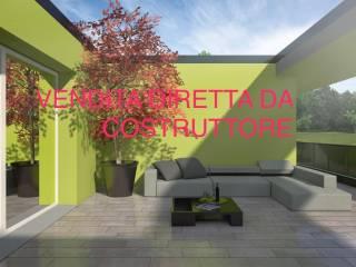 Foto - Attico / Mansarda nuovo, 217 mq, Brentelle, Padova