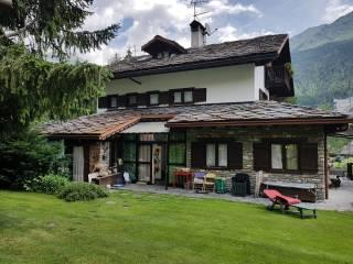 Foto - Villa, buono stato, 370 mq, Courmayeur