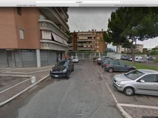 Foto - Box / Garage via Vezio Crisafulli, Val Cannuta, Roma