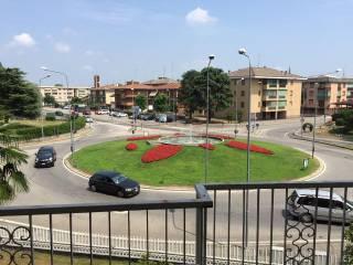 Foto - Trilocale via Monte Rosa 47, Santa Rita, Novara