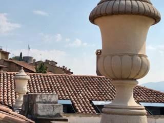 Foto - Quadrilocale ottimo stato, quarto piano, Città Alta, Bergamo