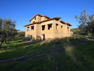 Foto - Villa, nuova, 278 mq, Poggio Moiano