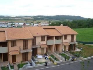 Foto - Villetta a schiera 4 locali, nuova, Chiusi Scalo, Chiusi