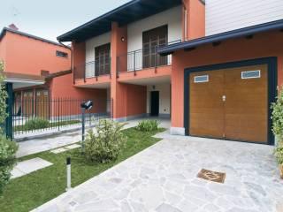 Foto - Villetta a schiera 4 locali, nuova, Bubbiano