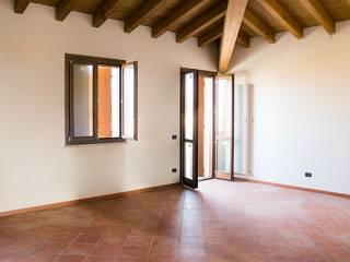 Foto - Trilocale nuovo, secondo piano, Correggioli, Ostiglia