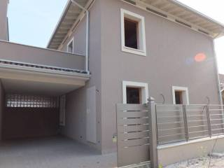 Foto - Villa, nuova, 132 mq, Borgo San Giacomo