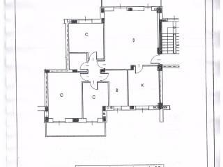 Foto - Quadrilocale nuovo, secondo piano, Cameri