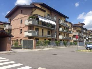 Foto - Bilocale nuovo, piano terra, Cesano Boscone