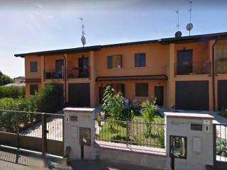 Foto - Villetta a schiera via Angelo Gorini, Carbonara Al Ticino
